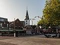 Holten, toren van de Dorpskerk (RM22217) in straatzicht foto3 2014-10-04 09.13.jpg