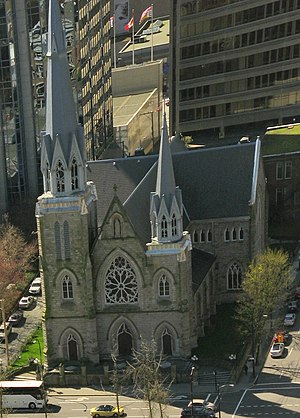 Holy Rosary Cathedral (Vancouver) - Image: Holy Rosary Cathedral