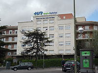 Hospital San Rafael, Madrid.JPG