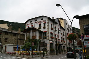 Hostal Palanques - Hostal Palanques