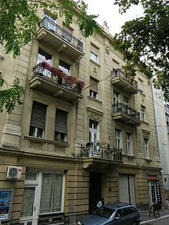 House of Dimitrije Živadinović