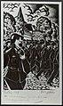 Houtsnede van Johannes Bezaan. Mannen uit Putten worden weggevoerd op 2 oktober , Bestanddeelnr 120-0497.jpg