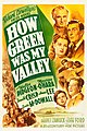 How Green Was My Valley (1941 poster - Style A).jpg