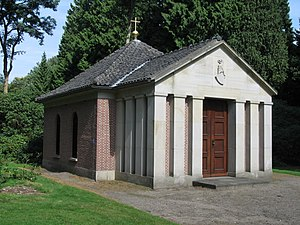 Huis Doorn - Mausoleum of Wilhelm II
