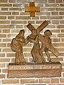 Huissen (Lingewaard) RK kerk kruisweg statie 06.JPG