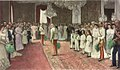 Huldigung der kaiserlichen Familie vor Kaiser Franz Joseph I.jpg