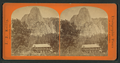 Hutchins Hotel, Yosemite, by Reilly, John James, 1839-1894.png