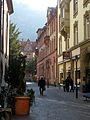 I. Heidelberg-Altstadt Blick von der Hauptstraße Heidelberg in die Karl-Ludwig-Straße.jpg