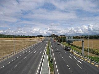 National primary road Ireland