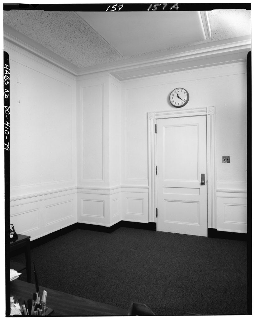 West Wing Dining Room