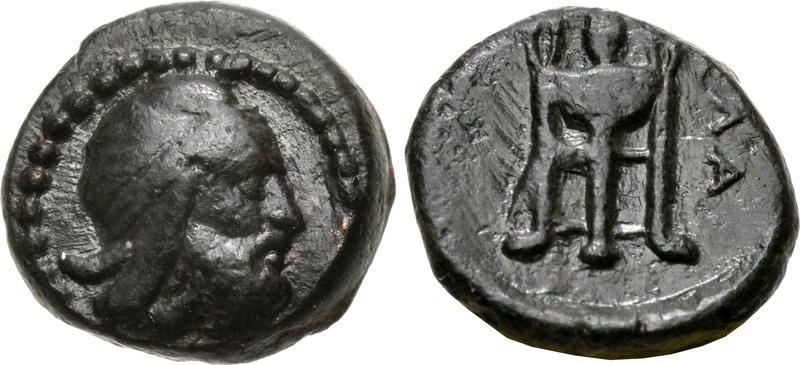 IONIA, Achaemenid Period. Tiribazos. Satrap of Lydia, 388-380 BC