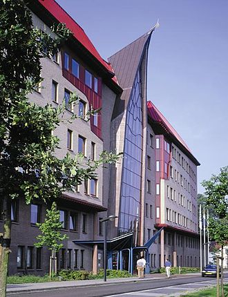 ITC Enschede - International Institute for Geo-information Science and Earth Observation