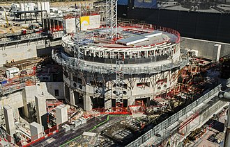 ITER - ITER construction status in 2018