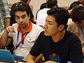 Iberocoop Meeting at Wikimania 2013 - 004.JPG