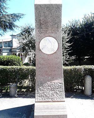 Alfredo Ildefonso Schuster - Monument in Verano Brianza.