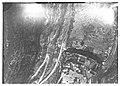 Ifpo 23071 Syrie, gouvernorat de Lattaquié, district d'al-Haffah, Forteresse de Saladin l'Ayyoubide, vue aérienne verticale.jpg