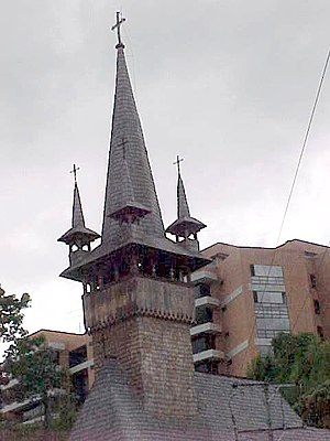 Church of St. Constantine and Helena (Caracas)