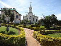 Igreja Matriz Nossa Senhora Auxiliadora Leopoldo de Bulhões, Goiás.JPG