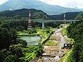 Ikejirigawa reservoir.jpg
