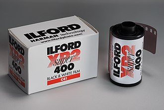Ilford XP - Image: Ilford XP2 super 400