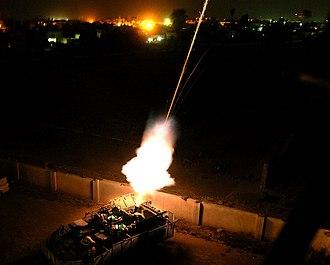 Cardom - Cardom on US Stryker in operation in Iraq