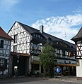 Im Café Kempf wurde 1895 der Coburger Sportmäzen Eux Stocké geboren. - panoramio.jpg