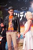 Independence Day- Resurgence Japan Premiere- Jeff Goldblum & Maika Monroe (28527789476).jpg