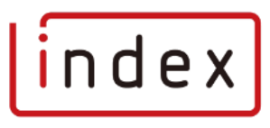 IXIT Corporation - The logo for the reformed Index Corporation under Sega. This logo is currently used by Index Asia Ltd.
