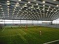 Indoor pitch, Toryglen Regional Football Centre (geograph 5699172).jpg
