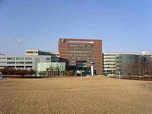 Information and Communications University - Main campus