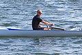 Ingemar Stenmark rowing - 2011.jpg