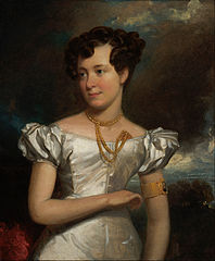 Portrait of Clara Fisher