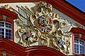 Insel Mainau Schloss Wappen (9980156516).jpg