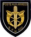 Insigne régimentaire du bureau postal 600 (Berlin).jpg