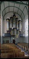 interieur, aanzicht orgel, orgelnummer 676 - heusden - 20349252 - rce
