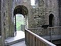 Interior Peveril Castle Keep - geograph.org.uk - 1571117.jpg