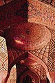 Interior decoration of Nasirolmolk the pink mosque by Ghazal kohandel تزئینات داخلی مسجد نصیرالملک عکاس غزاله کهن دل.jpg
