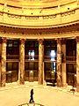 Interior of Gould Memorial Library (Rotunda).jpg