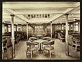 Interior of a ship, lounge area (13714161793).jpg