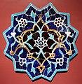 Iran o asia centrale, stella a 12 punte, dinastia timuride, xv secolo.jpg