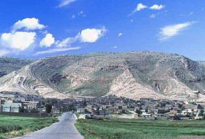 Simele massacre - The Assyrian town of Alqosh where a massacre was planned on its population.