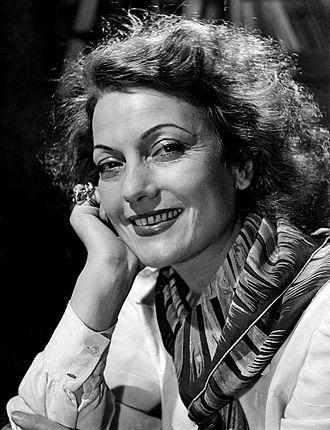 Isa Miranda - Image: Isa Miranda 1950s