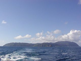 Cocos Island An island designated as a National Park off the shore of Costa Rica