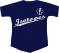 Isotopes jersey (2011) Away.png