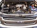 Isuzu Dmax SX motor.JPG