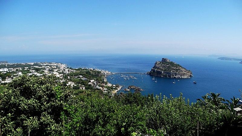 Dicas viagem ilha italiana Ischia.