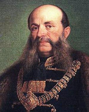 Ivan Mažuranić - Portrait of Ivan Mažuranić