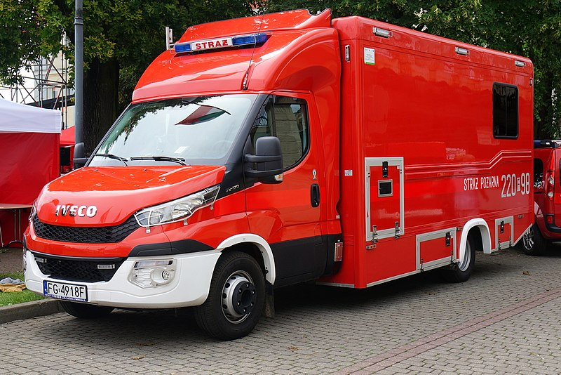 File:Iveco Daily Arkom.jpg - Wikimedia Commons