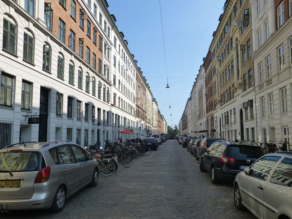 Jægersborggade - Wikipedia, den frie encyklopædi