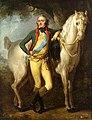 Józef Grassi - Portret księcia Józefa Poniatowskiego z koniem.jpg